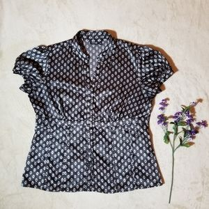 APT 9. blouse. Size  X-Large